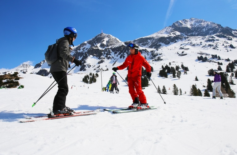 Skischule Privatunterricht Freudenhaus Obertauern