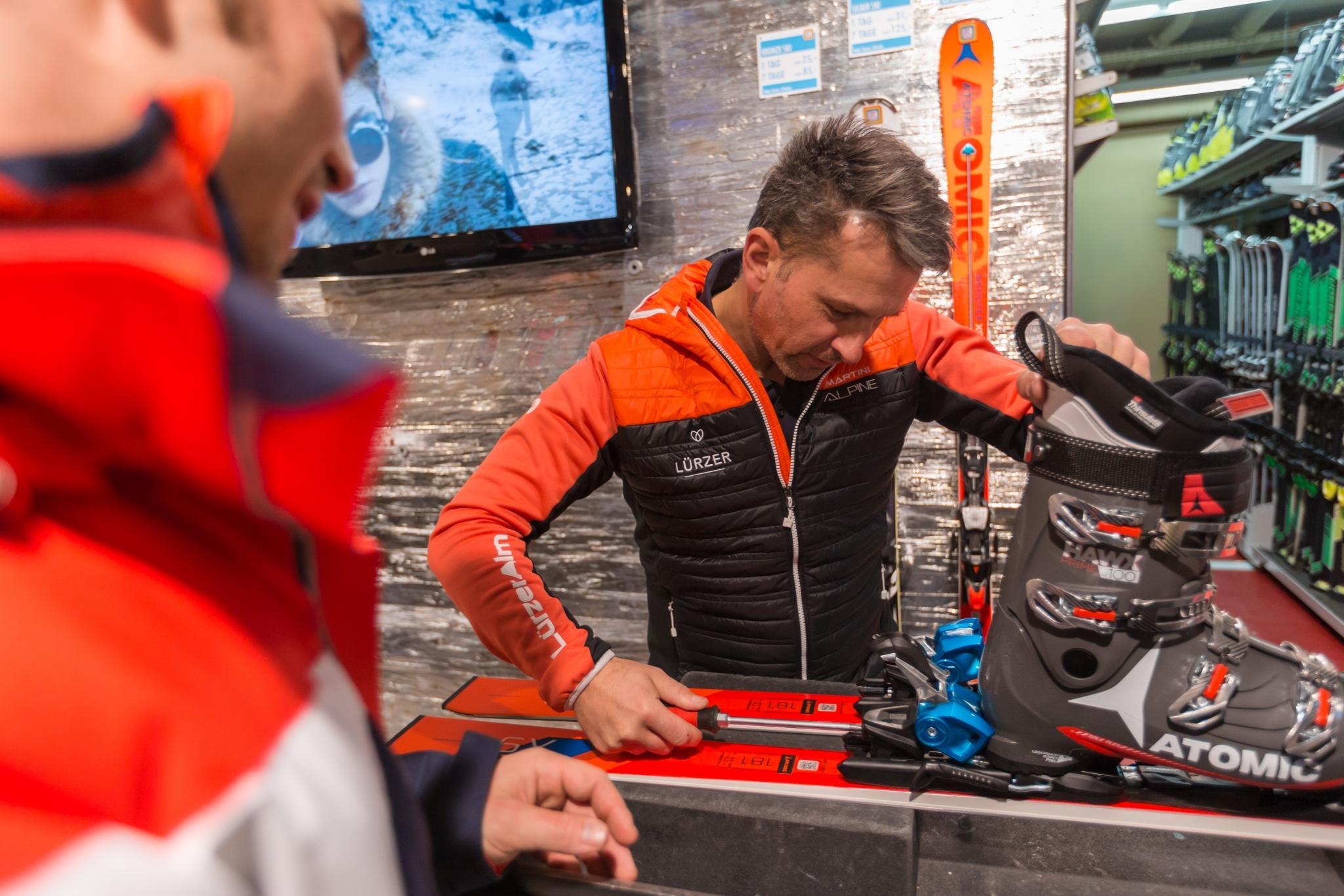 Skiservice Freudenhaus Sport Rent Obertauern